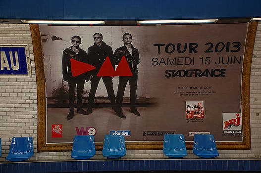 Depech Mode Tour by Dany Lison
