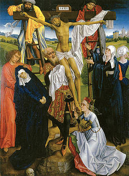 Master of the Legend of St Catherine - Deposition