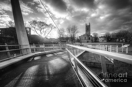 Yhun Suarez - Derby Cathedral Footbridge