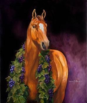 Derby Zin by Carole Powell