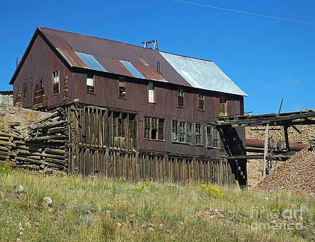 Derelict Mine by David Pettit