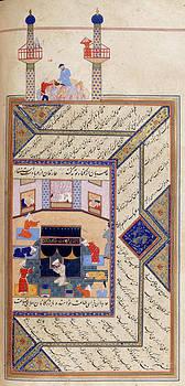 Dervish At The Ka'ba by British Library