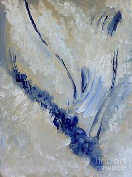 Descending Angel by Lisa Biscotto