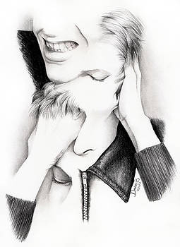 Desconstruction Of David Bowie by Dianah B