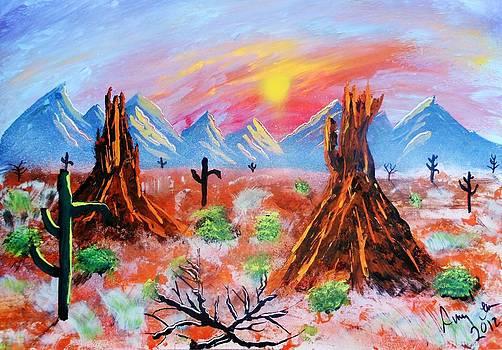 Desert by Amy LeVine
