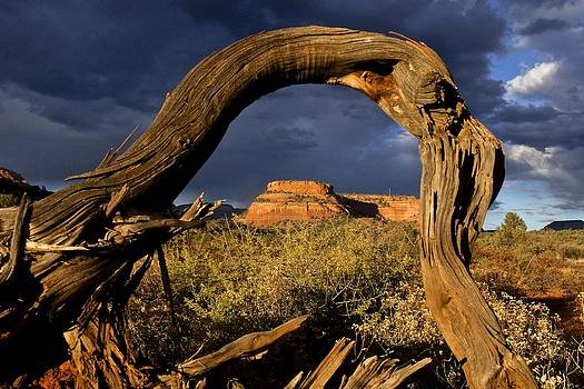 Desert Arch by John Kearns