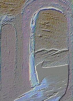Desert Archway 2 by Joann Renner