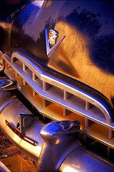 Desert Cadillac Grill by Martin Sullivan