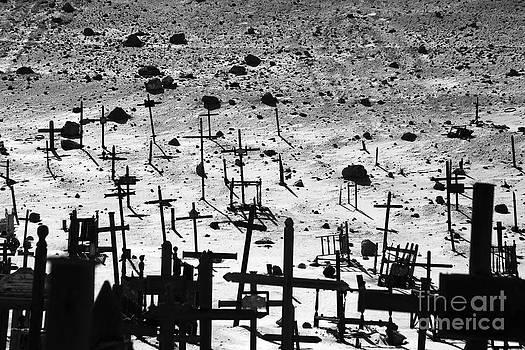 James Brunker - Desert Cemetery