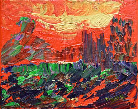 Donna Blackhall - Desert Gold