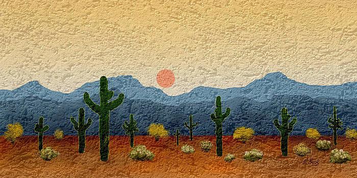 Desert Impressions by Gordon Beck