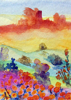 Patricia Lazaro - Desert in bloom