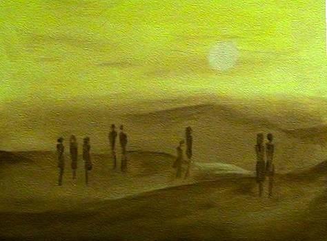 Desert Jaune by Mirko Gallery