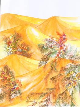 Desert Life by Ashima Kaushik