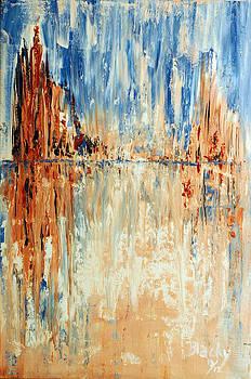 Donna Blackhall - Desert Mirage