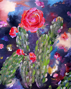 Desert Monsoon by Judith Rhue