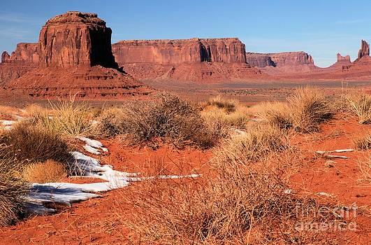 Adam Jewell - Desert Monuments