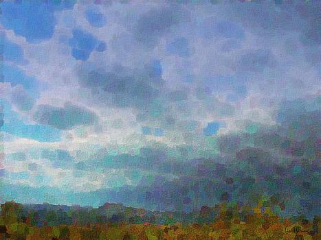 Desert Rain by Lin Haring