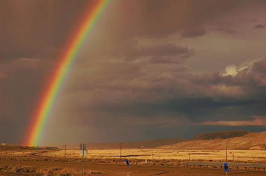 Desert Rainbow by Karin Hildebrand Lau