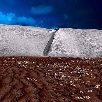 Desert Sand Sky by Julian Cook