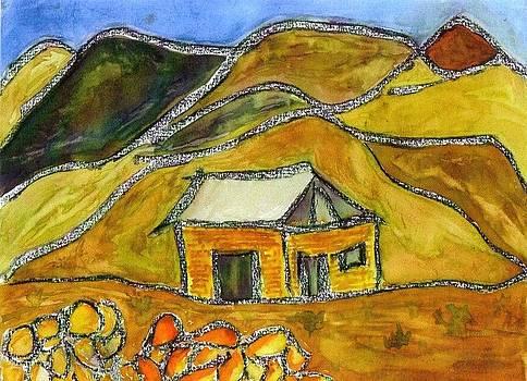 Lesley Fletcher - Desert Solitude