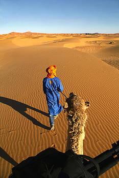 Desert Trek by Sophie Vigneault