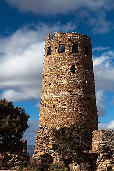 Desert View Watchtower by Ed Gleichman