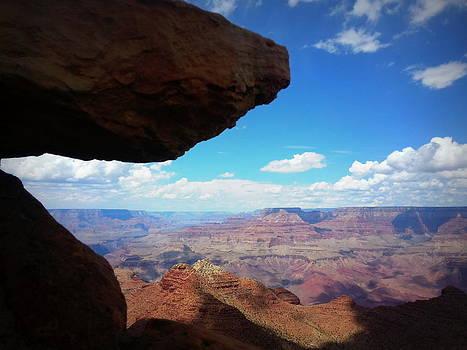 Desert View Window by Carrie Putz
