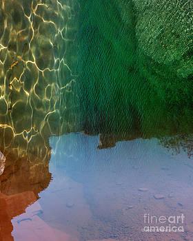 Desert Water by Rick Wheeler