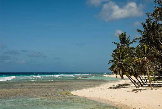 Deserted Beach by Scott Slattery