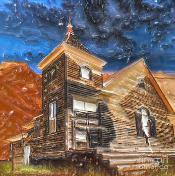 Liane Wright - Deserted Church