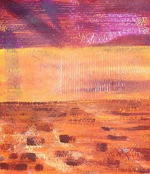 DesertScape by Janet  Pirozzi