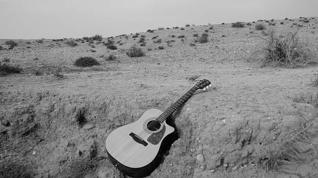 Desert's music by Mehdi Laraqui