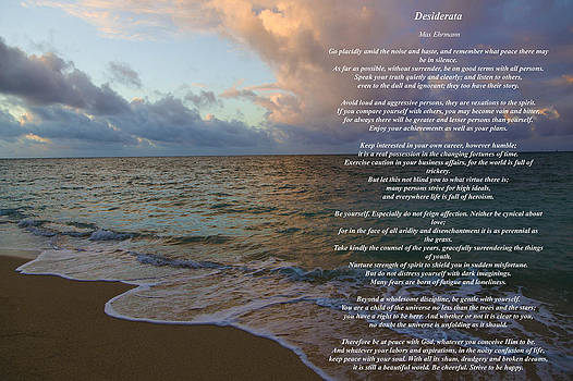 Jon Burch Photography - Desiderata