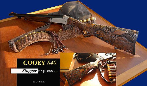 Design My Gun by Gino Carrier