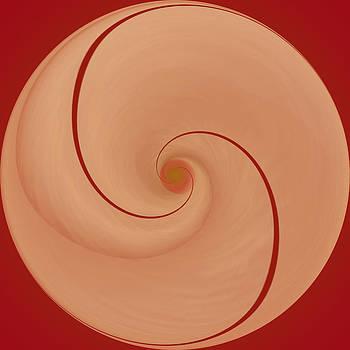Joe  Connors - DESIGN SQUARE 36   Red Yang