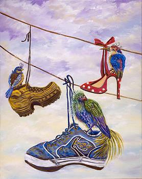 Designer Bird Nests by Susan Culver
