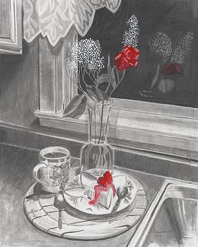 Dessert For Two by Susan Schmitz