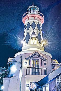 Destin Lighthouse by Jon Cody