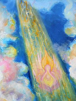 Anne Cameron Cutri - Detail Language in the Clouds