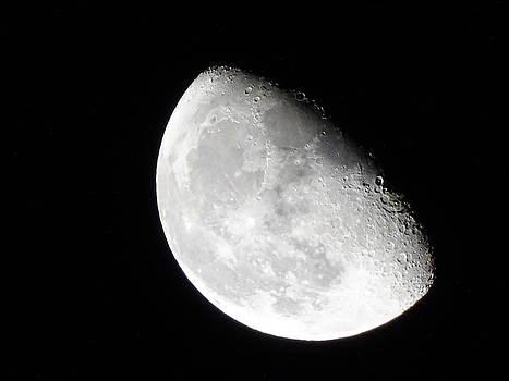 Joe Marotta - Details of the Moon