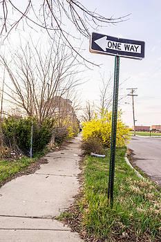 Priya Ghose - Detroit One Way