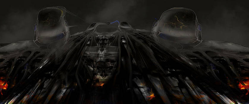 Deus Ex Machina by Brian Jensen Felde