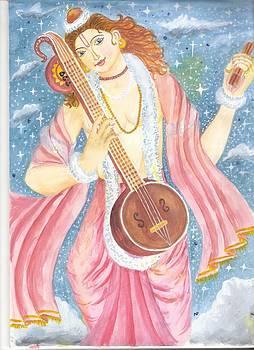 Devarishi Narada by Parimala Devi Namasivayam