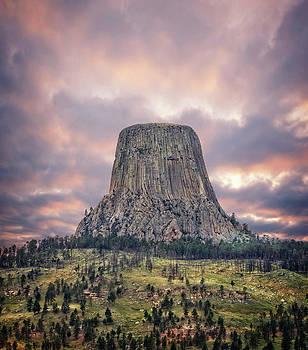 Ray Van Gundy - Devils Tower