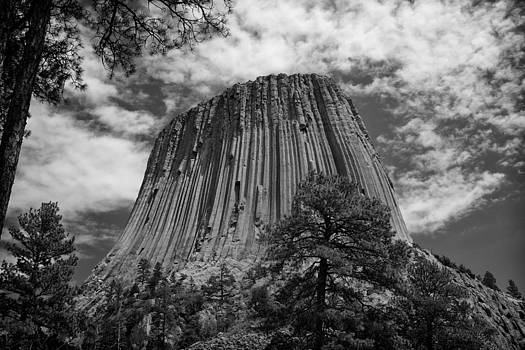 Devil's Tower by Eugene Dailey