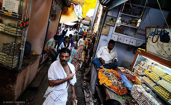 Devotional Street by Money Sharma