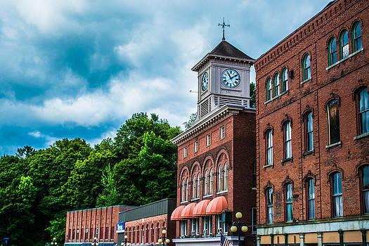 Dexter Clock Tower by Jason Brow