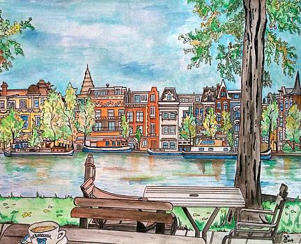 Deysbreeker Amsterdam by Yabette Swank