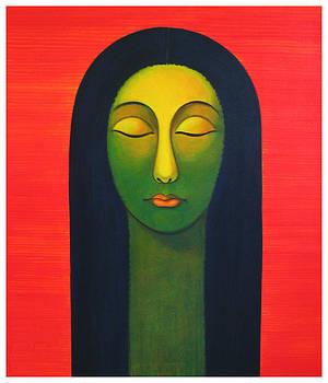 Dhyana by Zakir Shaikh